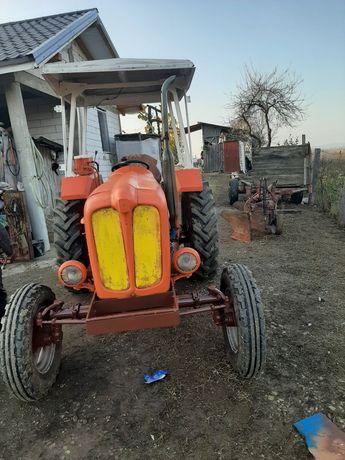 Schimb Tractor FIAT 411 R cu UNIVERSAL 650!