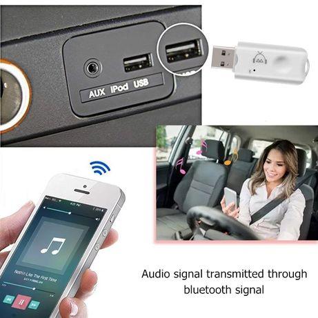 Professional USB Bluetooth Receiver Stereo Audio