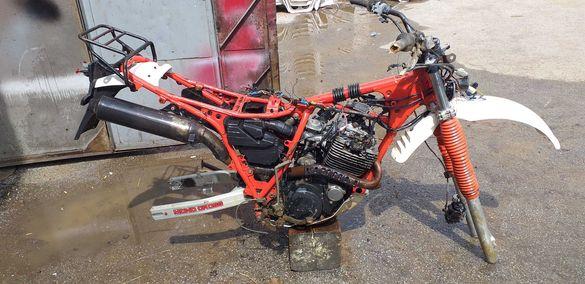 Yamaha xt 600 на части