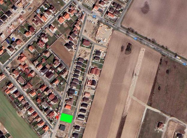 Teren 500 m2 parcela cu toate UTILITATILE ( ASFALT, GAZ, Dublu front)
