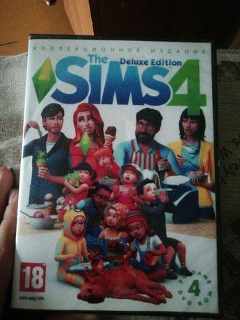 Продам игру sims4