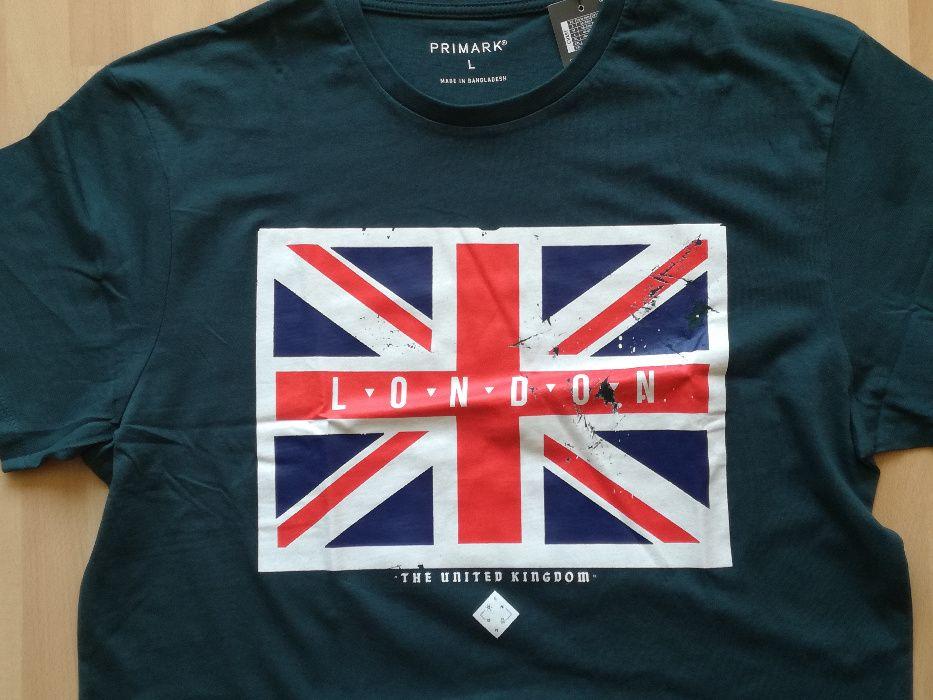 Тениска 100 % памук ''L''