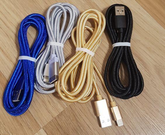 Cablu de date si incarcare iphone 2 m si 3m