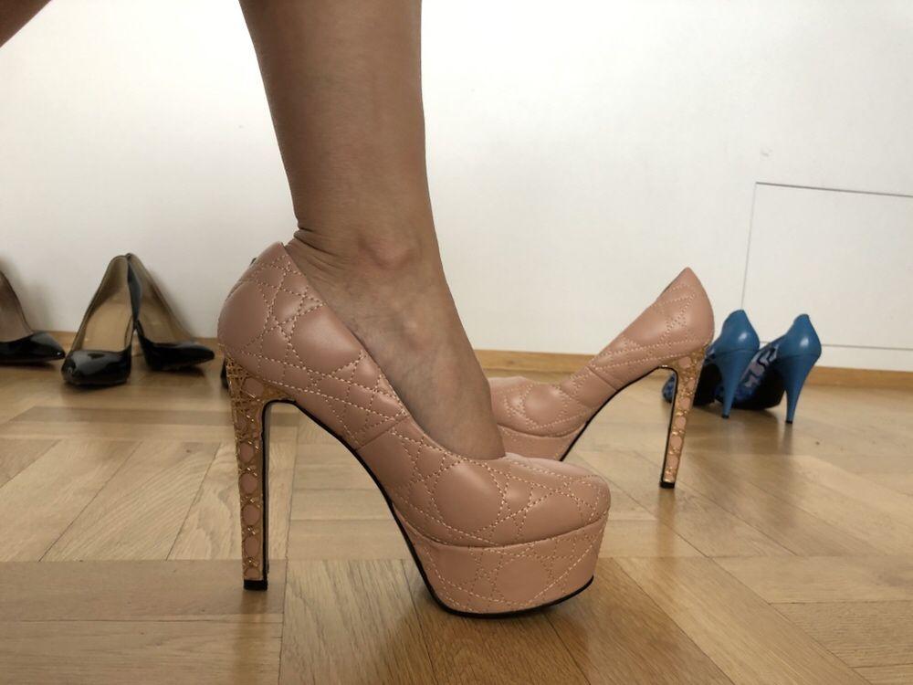 Обувки Dior