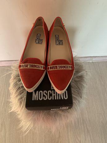Balerini Love Moschino