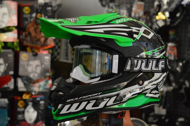 Casca Downhill Wulfsport- acum si in rate fixe prin TBIpay