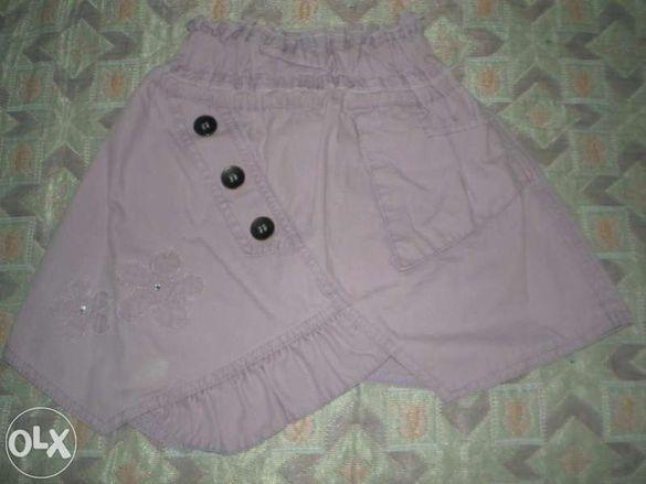 Детски летни дрехи за момиче