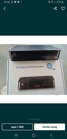 Vand receptor /decodor/ tuner tv /receiver satelit focus Sat TV