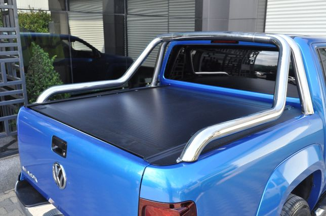 Rollbar Protectie Volkswagen Amarok 2010-15 din otel inoxidabil cromat