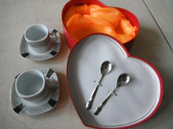 Сервиз за кафе еспресо