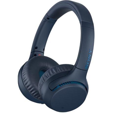 Căști fără fir Bluetooth SONY WH-XB700,EXTRA BASS,albastre,sigilat