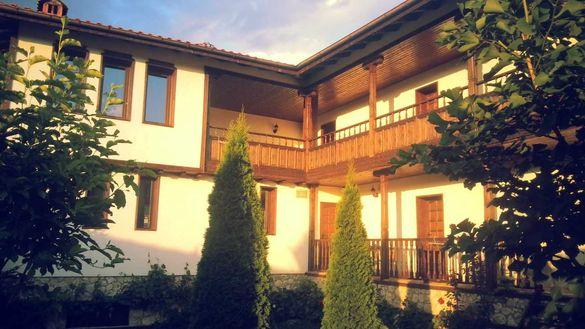 """Нощувки в Къща за гости """"Трите Камбани"""", с.Баня на 5 км от Банско"""