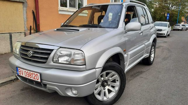 Suzuki Grand Vitara// 2005//4X4//Climă//Recent ADUSĂ//