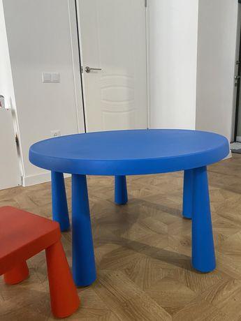 Продам детский стол и стулья Икеа. Недорого!
