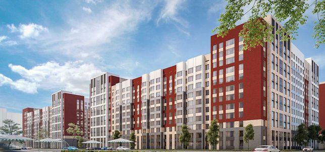 Продается 2 комнатная квартира в ЖК Alpamys 66.74 м2