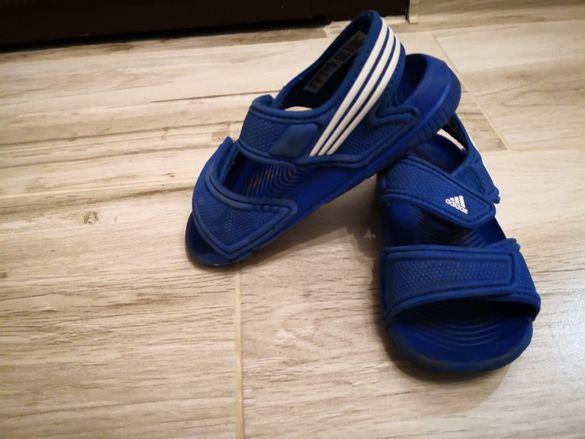 Детски сандали Адидас сини