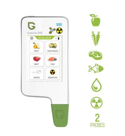 Greentest ECO 6 - Нитрат тестер -Нитрати и радиация от плодове / зелен