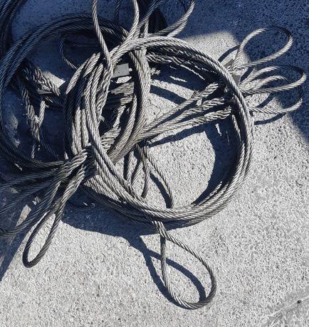 Трос Буксировачный 6 м 16 диаметр
