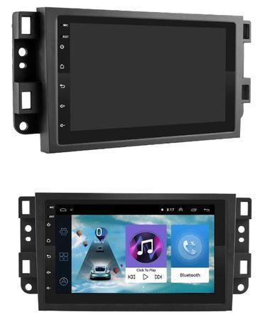 Navigatie Android Chevrolet Captiva Aveo Epica Kallos Spark