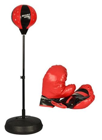 Боксерская груша детская