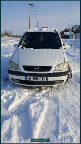Dezmembrez Opel Zafira A 2.2 Diesel ( 125 CP ) Anul 2002