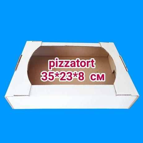 Коробка для печенья 2кг с окном