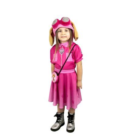 Детски костюм Скай от Песпатрул