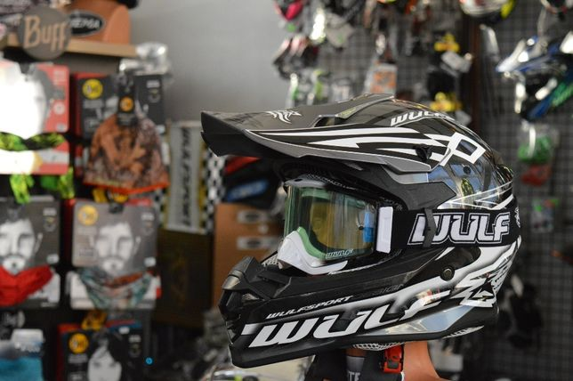 Casca downhill Wulfsport - acum si in rate fixe prin TBIpay