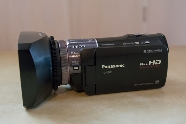 Vand o camera video Panasonic HC-X900 M