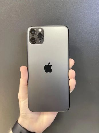 iPhone 11 Pro Max оригинал, состояние как новое, коробка, документы.