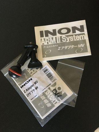 Inon Z Adapter - Ball Mount for Inon Strobes