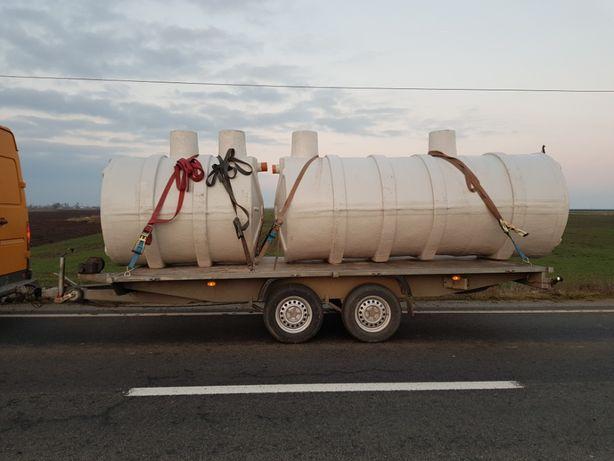 Separator De Hidrocarburi Grasimi 500 litri