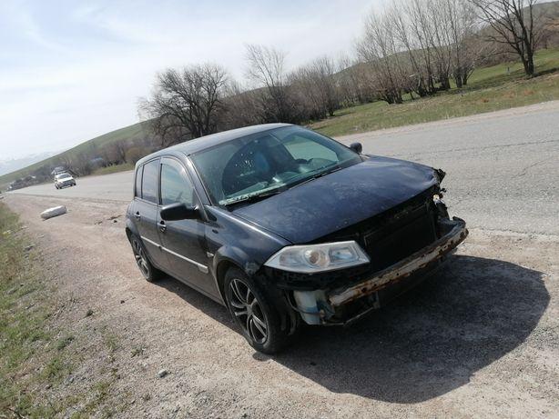 Renault Megane рос учот