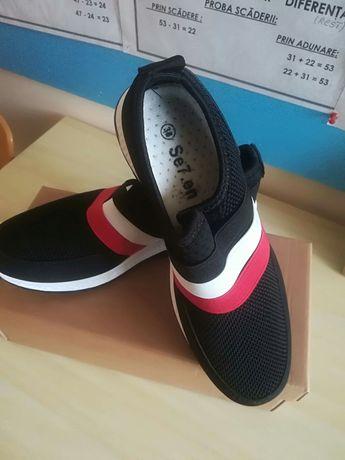 Papuci sport fara sireturi
