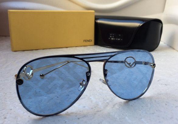 Fendi 2020 дамски слънчеви очила унисекс мъжки