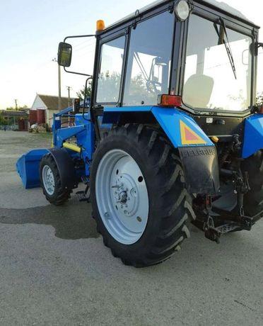 ПРОДАМ трактор мтз-82.1 есть разные варианты...