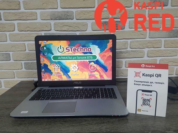 Ноутбук ASUS X555L Core I3-4 ОЗУ 4GB Рассрочка KASPI RED!Гарантия год!