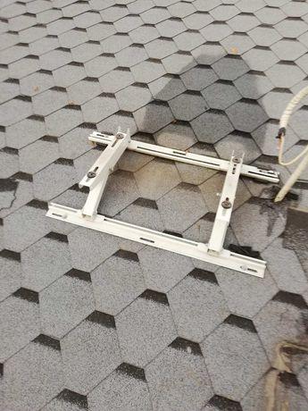 Стойка за монтаж на климатик на покрив MT 630 и турбина