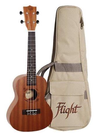 Укелеле Flight NUC 310 Pack brown
