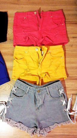 Къси панталони ХС и С размери