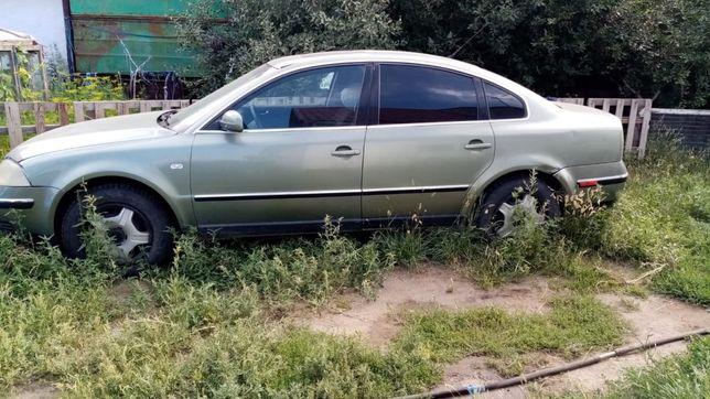 Продам авто на рус.учете B5+