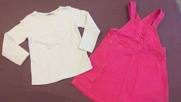 Детска много красиви рокли и комплекти за момиченце 2-3-4-5г.28лв.