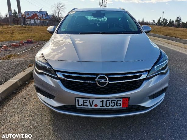 Opel Astra Opel Astra Automatic