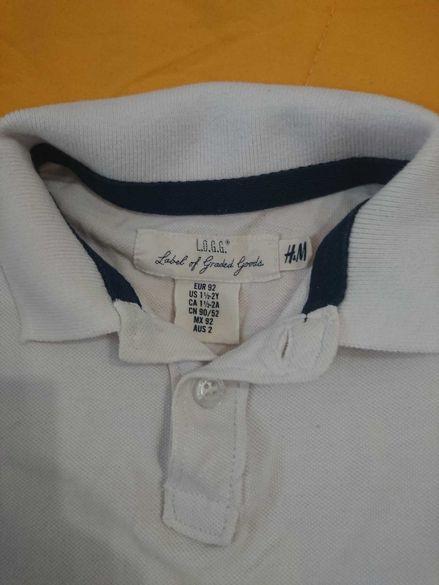 Детска блуза за момче номер 92 L. O. G. G. на НМ