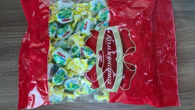 Фасовкадагы конфеттер 200гр сатылады.бағасы кол жетімді.оптовикам скид