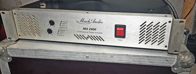 Mach Audio ma2400