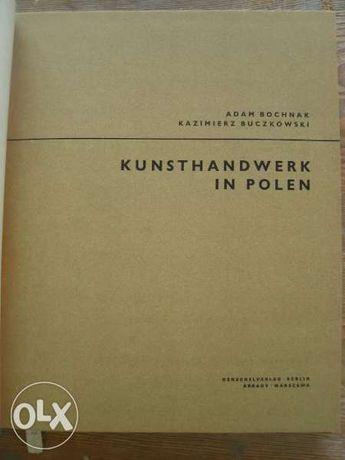 KUNSTHANDWERK IN POLEN - художествен албум