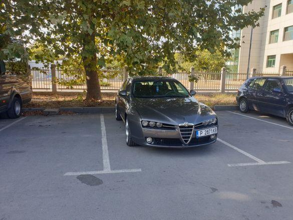Alfa Romeo 159JTDM