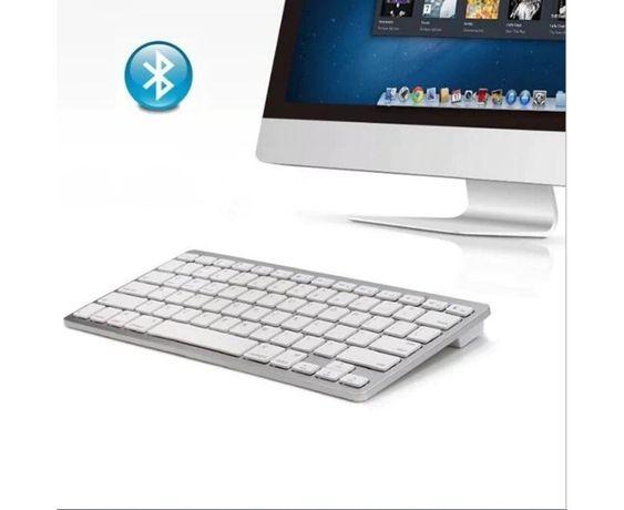 Ултра тънка Bluetooth безжична клавиатура- Wireless keyboard ОЕМ BTX5