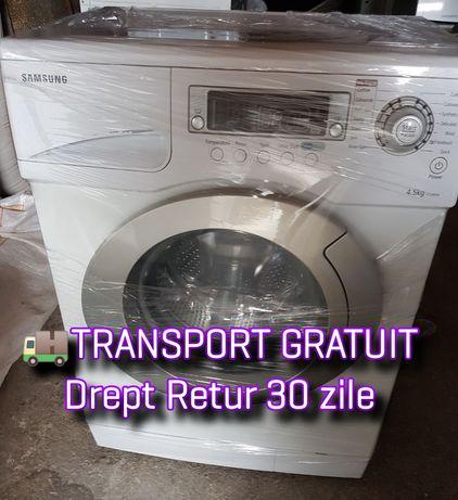 Mașina de spălat slim Samsung